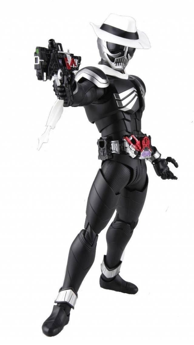 Kamen Rider - Skull 1/8 - Master Grade Figure-Rise