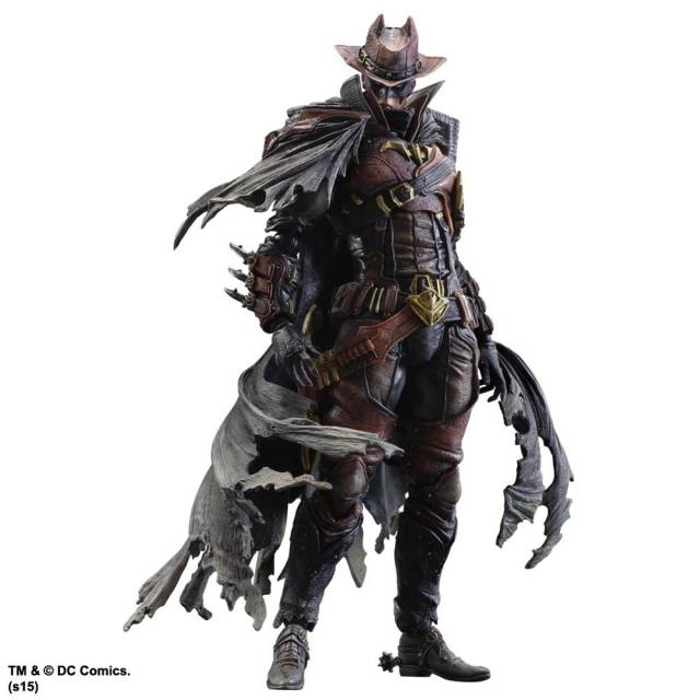Play Arts Kai Variant - BATMAN - TIMELESS - Wild West