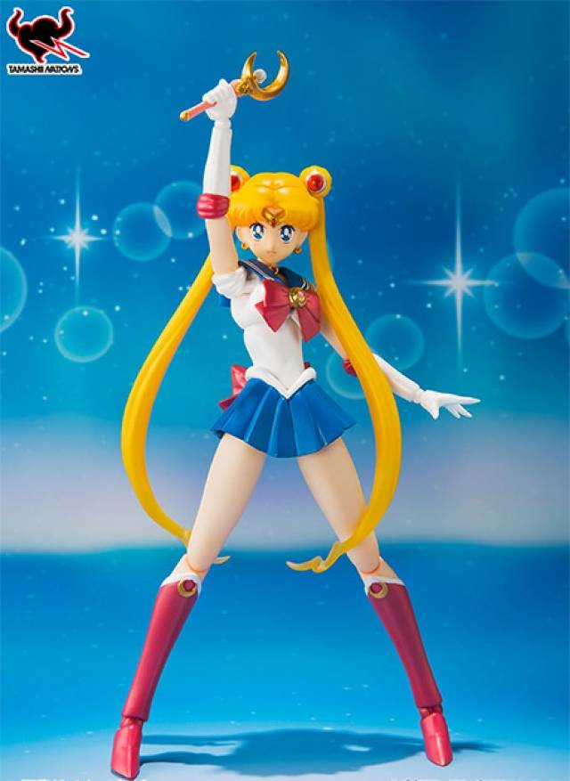 S.H.Figuarts - Sailor Moon - 2nd Edition