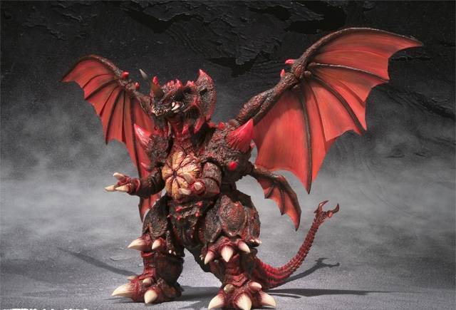 S.H.MonsterArts - Destoroyah (Complete Form)