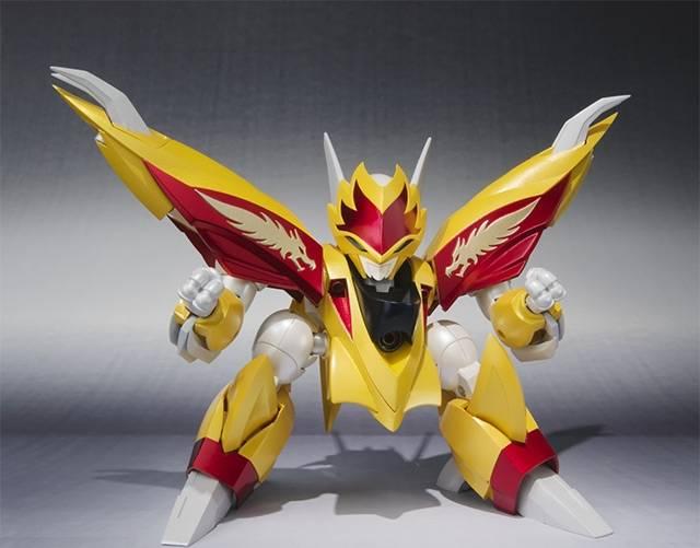 Robot Spirits - Ryuseimaru