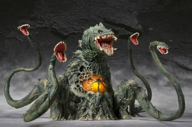 S.H.MonsterArts - Biollante