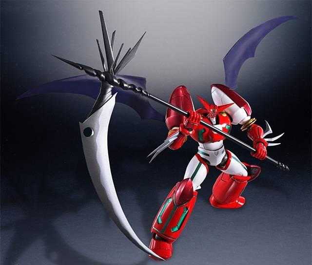 Super Robot Chogokin - Shin Getter-1 - OVA Ver.