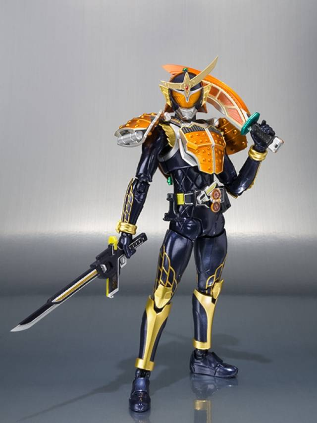 S.H. Figuarts - Kamen Rider Gaim Orange Arms