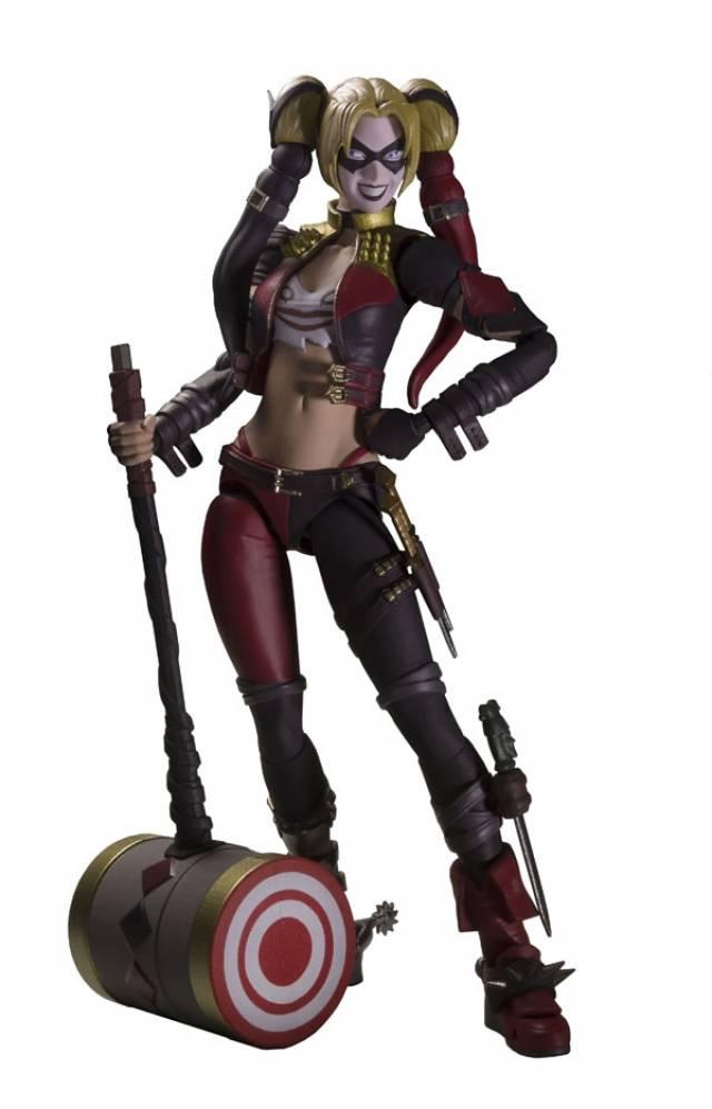S.H. Figuarts - Harley Quinn - Injustice VER
