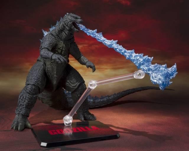 S.H. MonsterArts - Godzilla 2014 Spitfire Edition