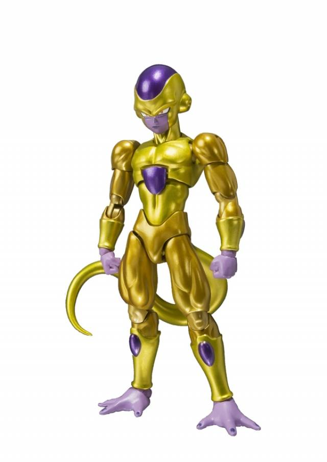 S.H. Figuarts - Dragon Ball - Golden Frieza