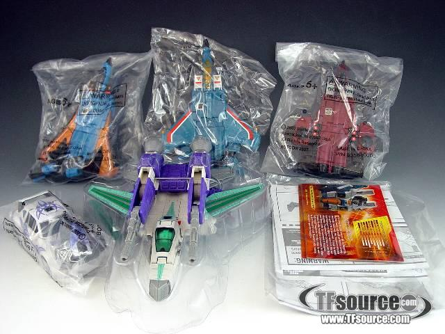 Botcon - Botcon 2007 Bagged Set - MIB - 100% Complete