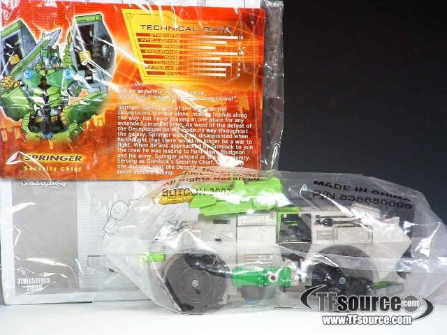 Botcon 2007 - Springer