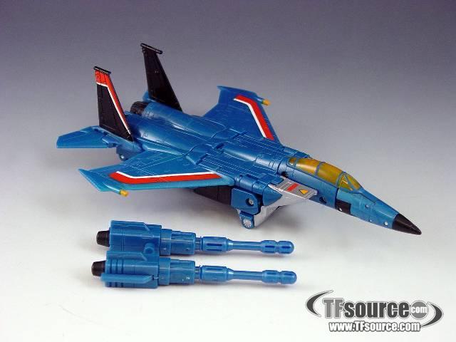 Botcon 2007 - Thundercracker - Loose - 100% Complete