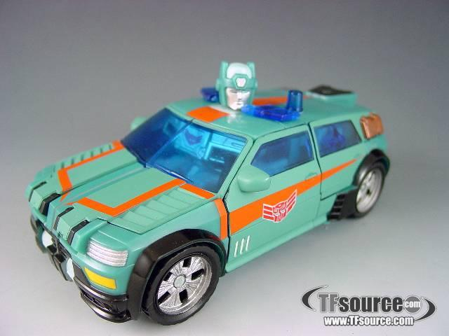 Botcon 2009 Wings of Honor - Kup Figure -  Loose - 100% Complete