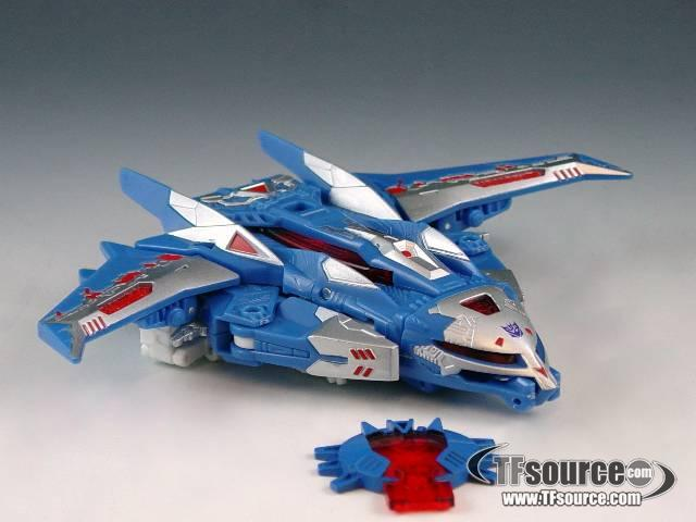 Botcon 2009 - Scourge - Loose - 100% Complete
