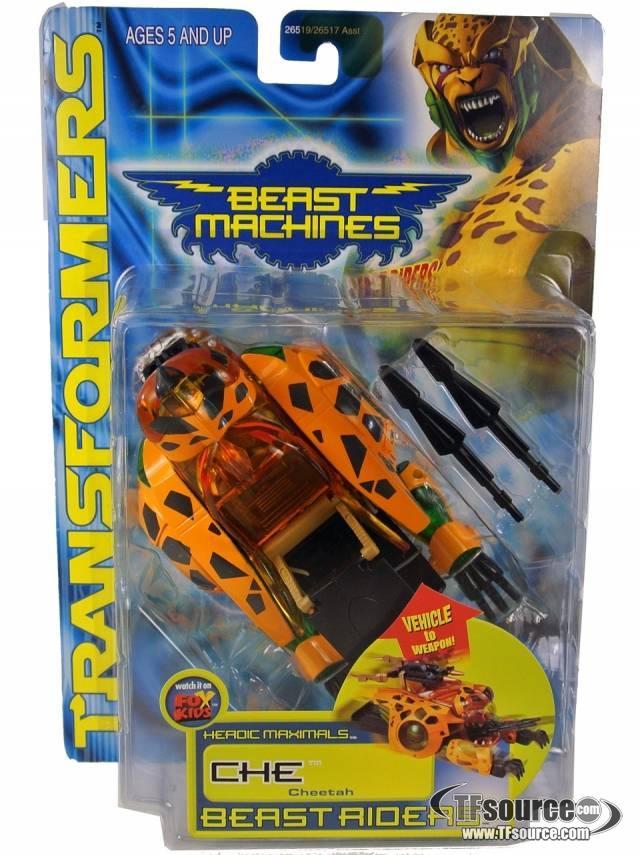 Beast Machines - Beast Rider - Che - MOSC