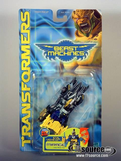Beast Machines - Mirage - MOSC