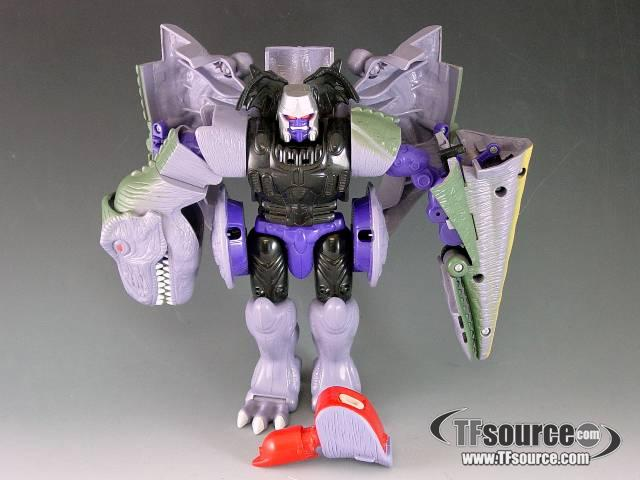 Beast Wars - Ultra - Megatron - Loose - Missing Missiles