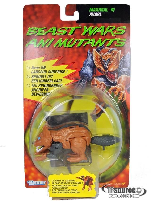 Beast Wars Snarl Mosc