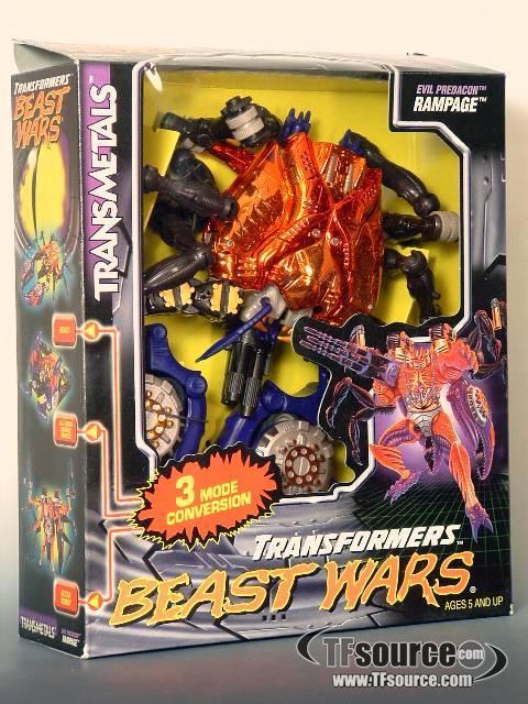 B Fisher Creations Beast Wars - Transmeta...