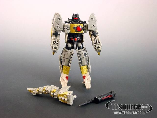Classics - Grimlock - Loose - Missing Missile