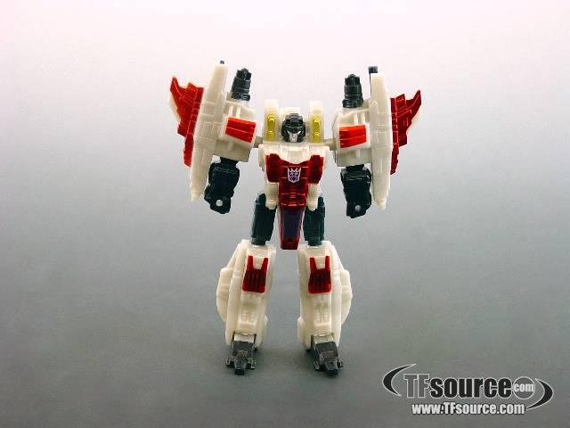 Cybertron  - Legends of Cybertron - Starscream - Loose - 100% Complete