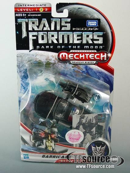 DOTM - Transformers - DD-03 Barricade