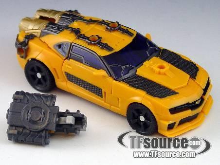 DOTM - MechTech Deluxe - Nitro Bumblebee - Loose - 100% ...