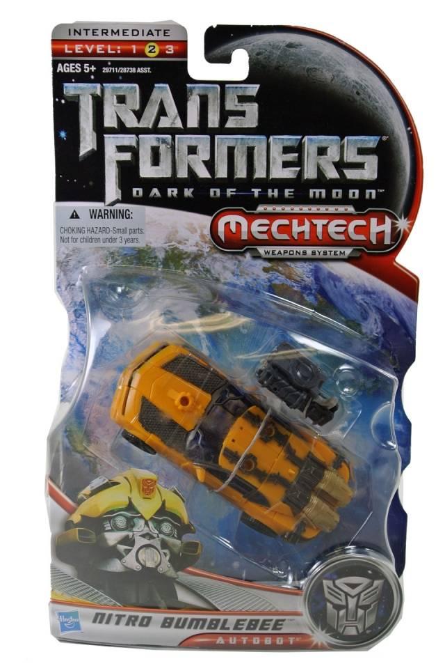 DOTM - MechTech Deluxe - Nitro Bumblebee