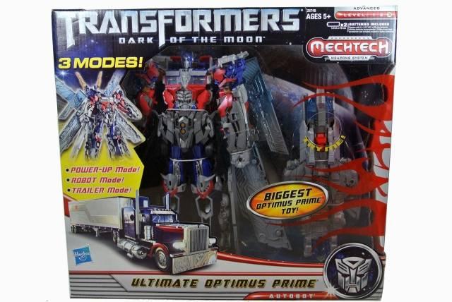 DOTM - Ultimate Optimus Prime - MISB