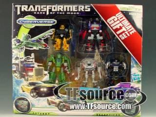 DOTM - Cyberverse Walmart exclusive - Ultimate Gift Set - MISB