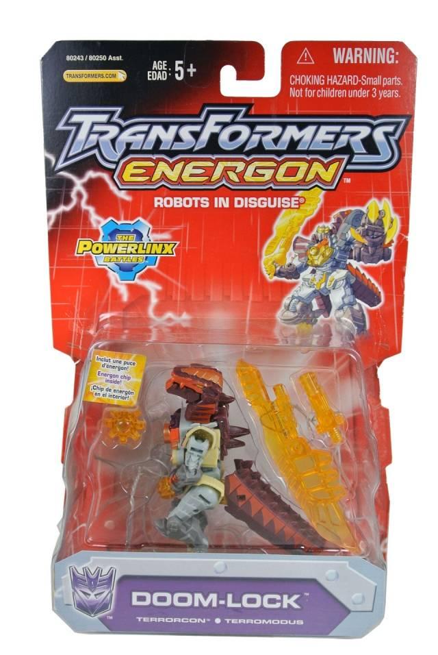Energon - Doom-Lock - MOC