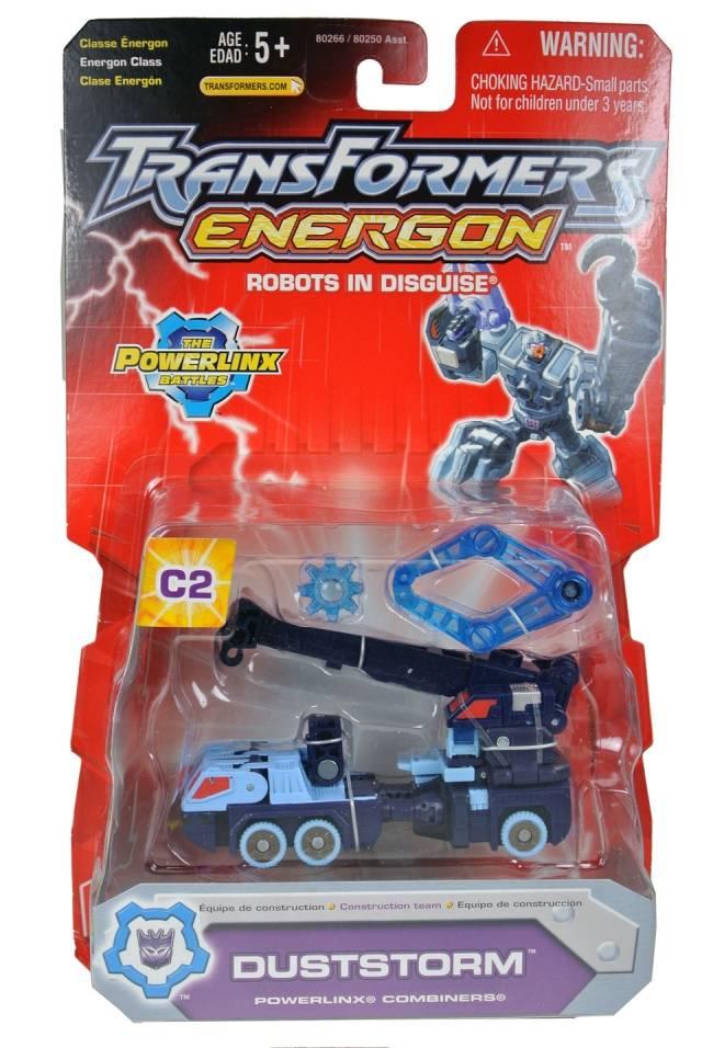 Energon - Dustorm - MOSC