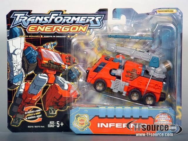 Energon - Inferno - MOSC