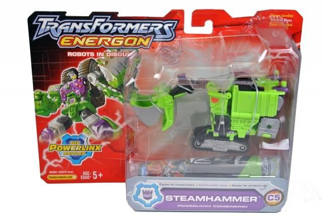 Energon - Steamhammer - MOSC