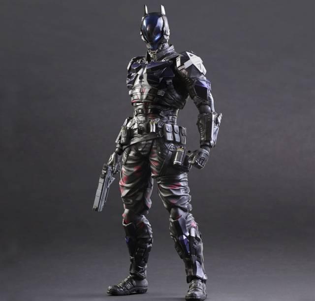 Play Arts Kai - Batman: Arkham Knight - Batman