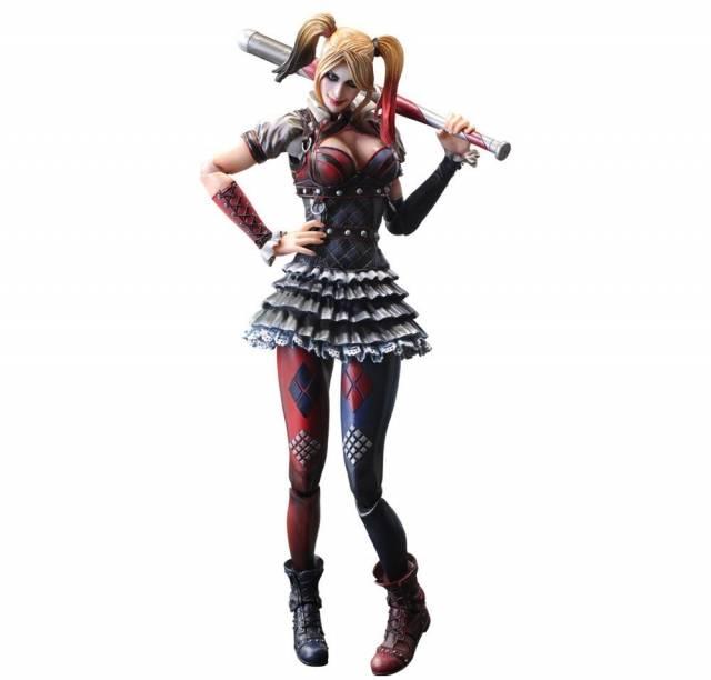 Play Arts Kai - Batman: Arkham Knight - Harley Quinn