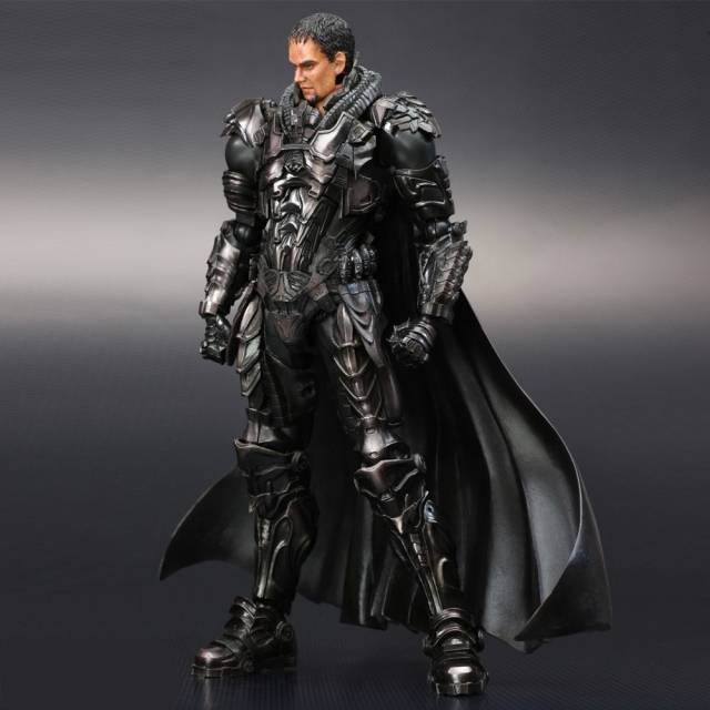 Play Arts Kai - Man of Steel - General Zod