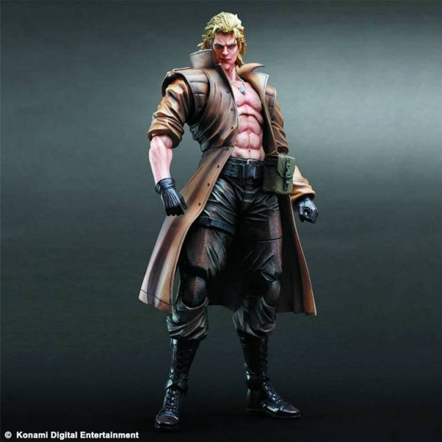 Play Arts Kai - Metal Gear Solid - Liquid Snake