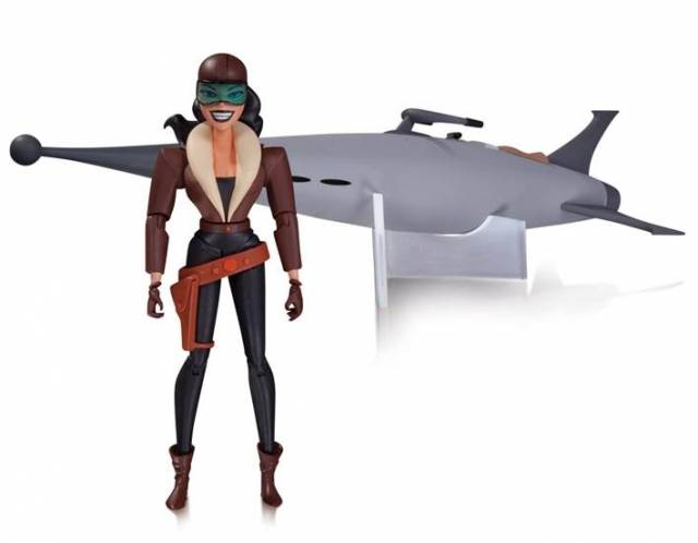 BATMAN ANIMATED - The New Batman Adventures - Roxy Rocket