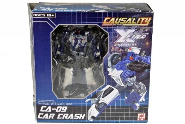Fansproject - Causality CA-09 Car Crash - MIB