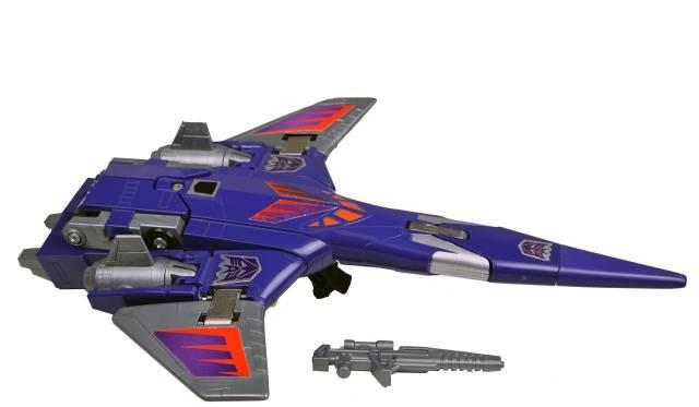 Transformers G1 - Cyclonus - Loose - 100% Complete