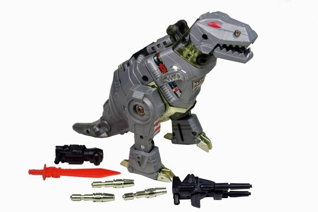 Transformers G1 - Grimlock - Loose - 100% Complete
