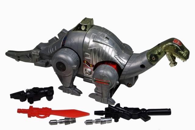Transformers G1 - Sludge - Loose - Missing missile