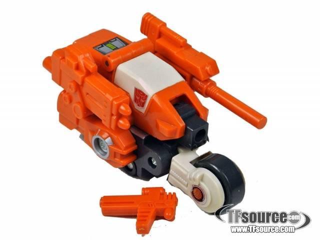 Transformers G1 - Afterburner - Loose - 100% Complete