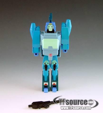 Transformers G1 - Blurr - Loose - No Shield