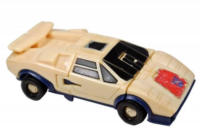 Transformers G1 - Breakdown - Loose - Missing accessories