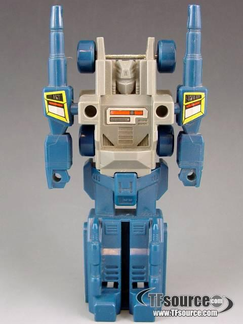 Transformers G1 - Cog - Loose - 100% Complete