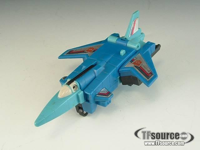 Transformers G1  - Dogfight - Loose - 100% Complete