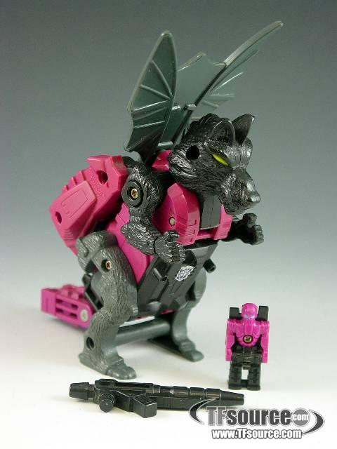 Transformers G1 - Headmaster Fangry - Loose - 100% Complete