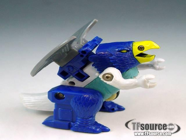 Transformers G1 - Flamefeather - Loose - 100% Complete