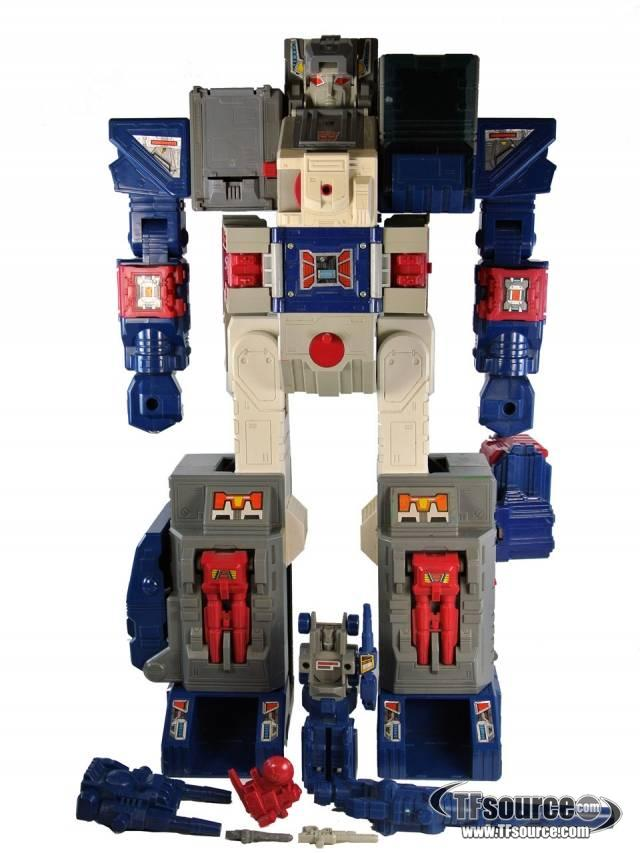 Transformers G1 - Fortress Maximus - Loose - As Is