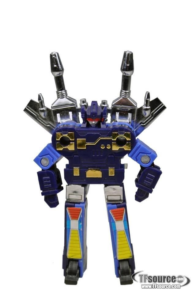 Transformers G1 - Frenzy - Loose - 100% Complete